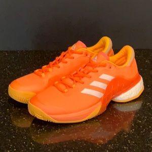 Aididas Barricade 2017 Boost Tennis shoes 10.5 NWT